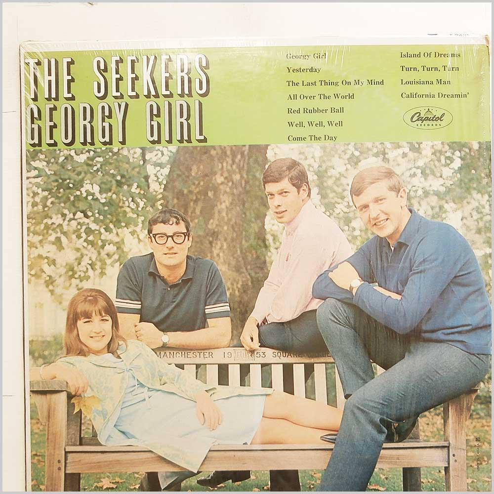 The Seekers - Georgy Girl (T 2431)
