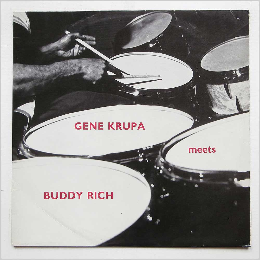 Gene Krupa and Buddy Rich - Gene Krupa Meets Buddy Rich (T 248)