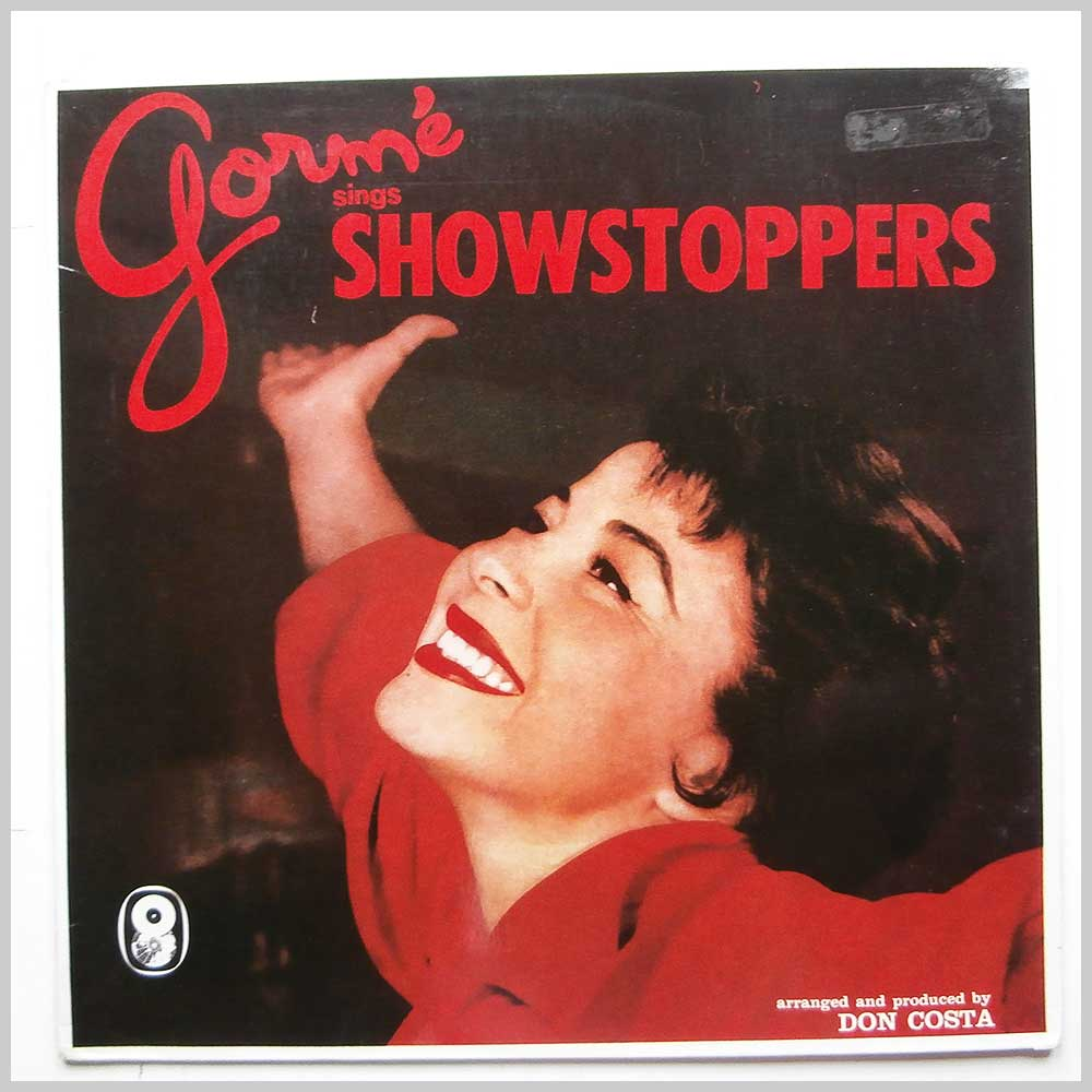 Eydie Gorme - Gorme Sings Showstoppers (T 434)