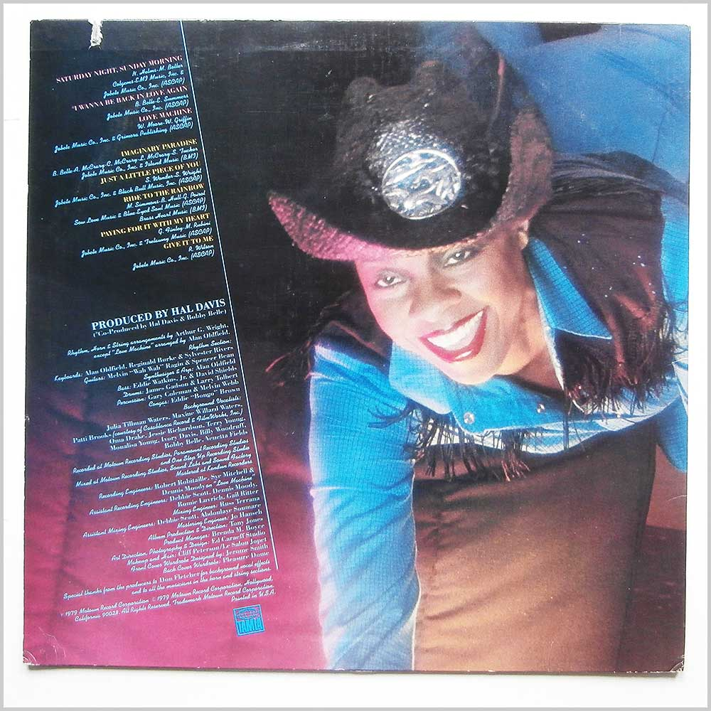 Thelma Houston - Ride To The Rainbow (T7-365R1)