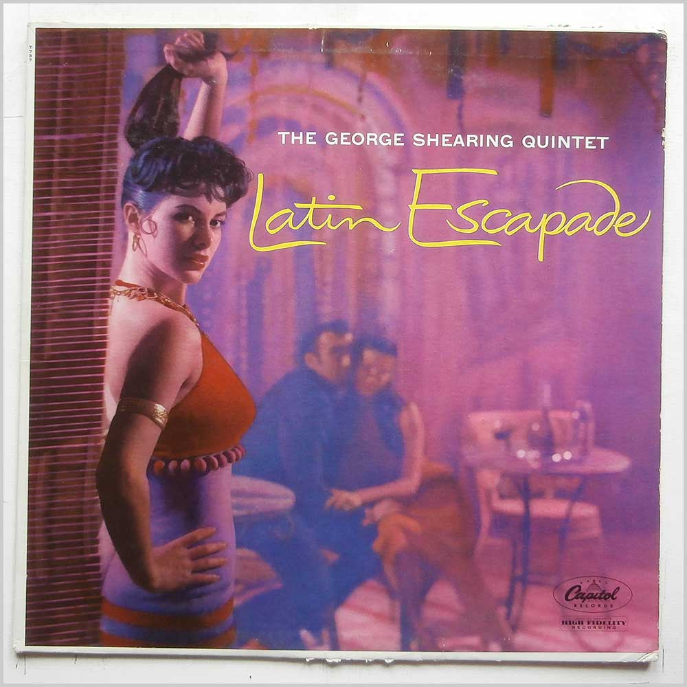 George Shearing - Latin Escapade (T 737)