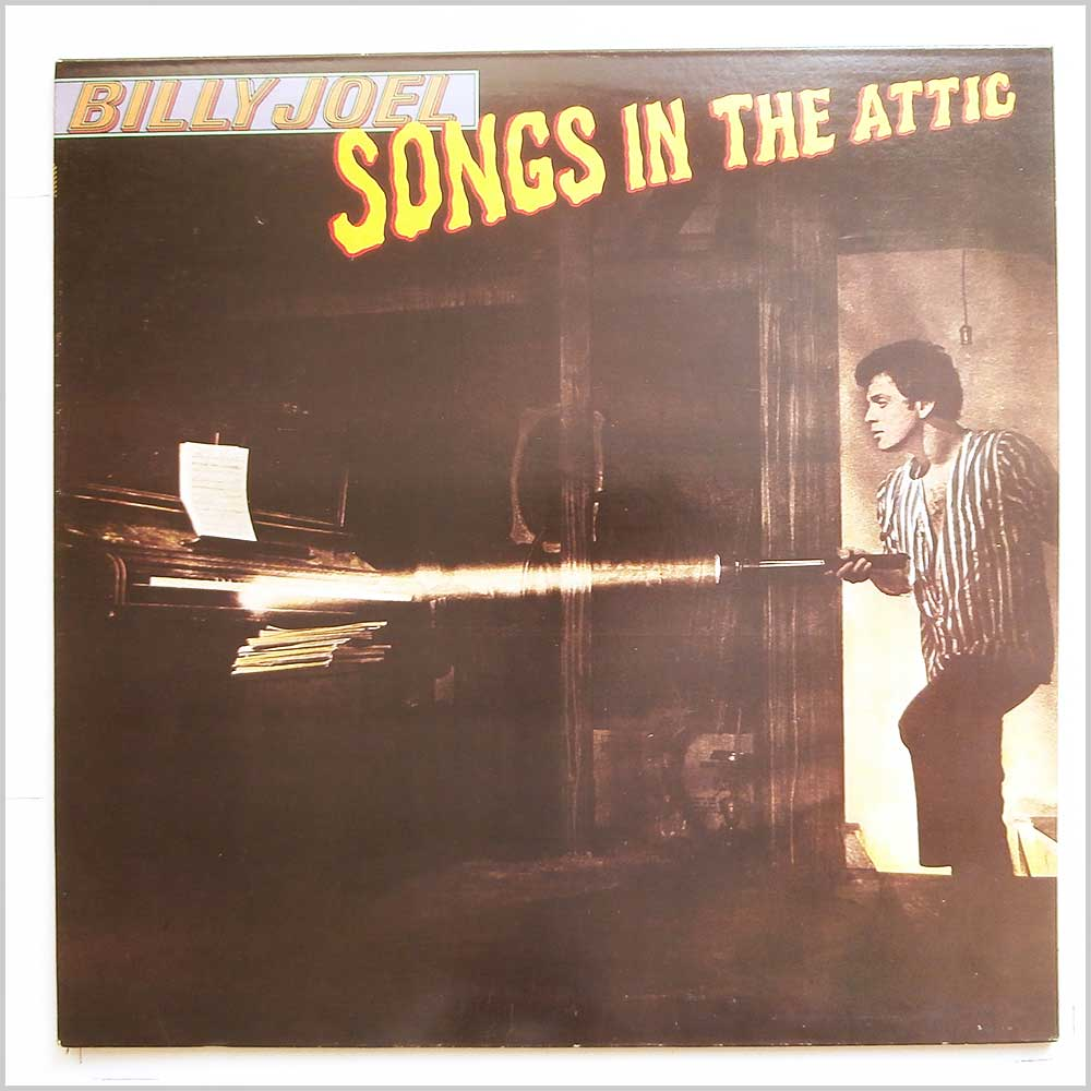 Billy Joel - Songs In The Attic (TC 37461)