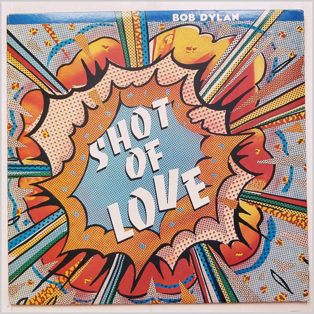 Bob Dylan - Shot Of Love (TC 37496)