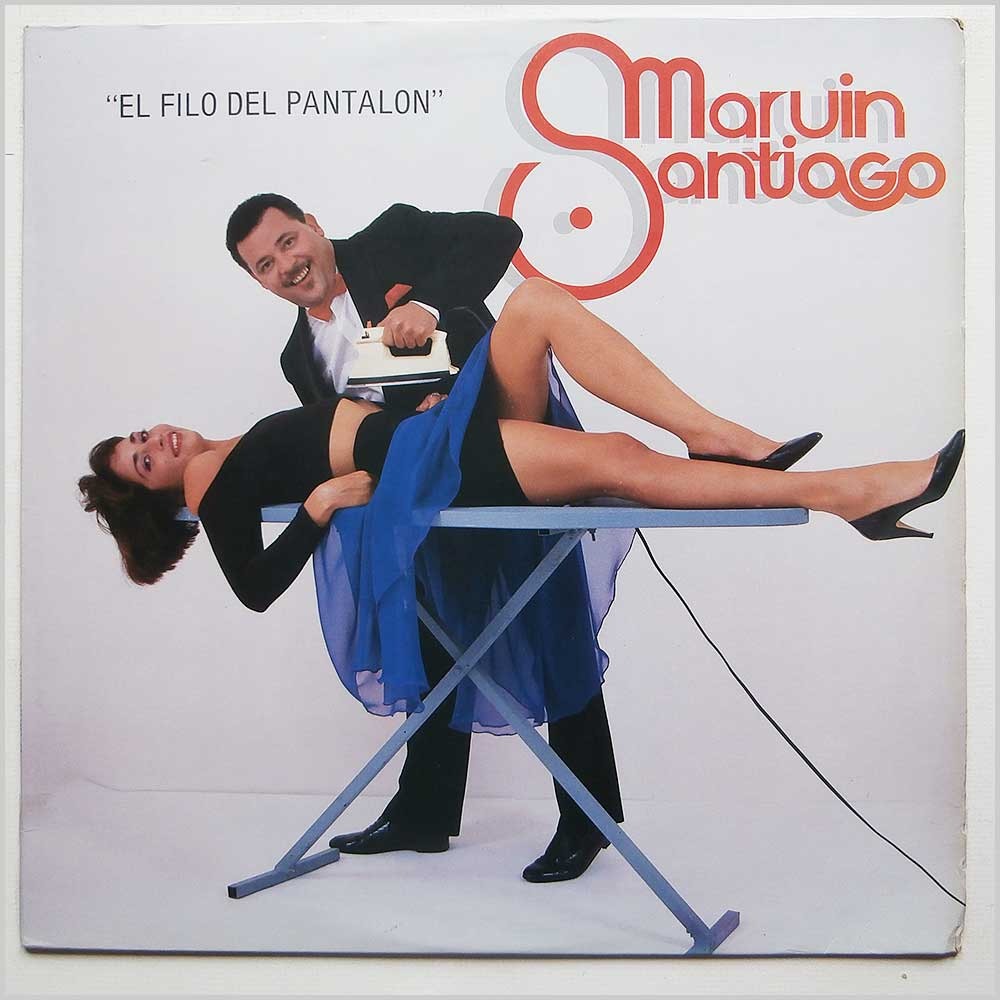 Marvin Santiago - El Filo Del Pantalon (TH-2748)
