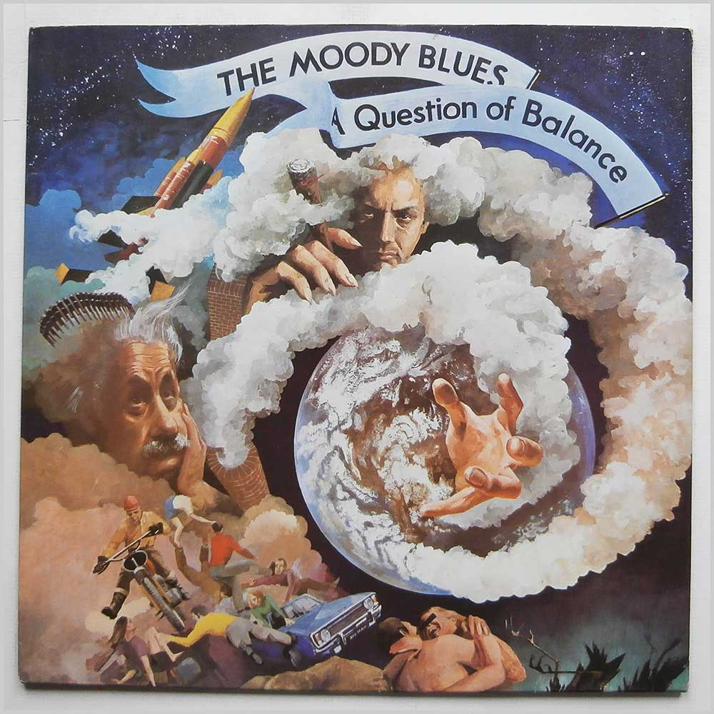 The Moody Blues - A Question Of Balance (THS 3)
