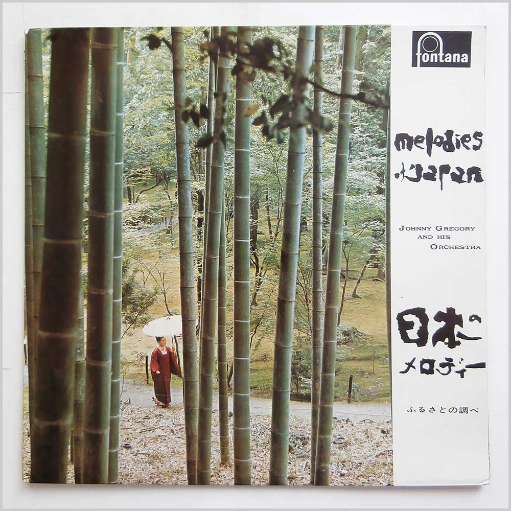 Johnny Gregory and his Orchestra - Melodies Of Japan (TL 5205)