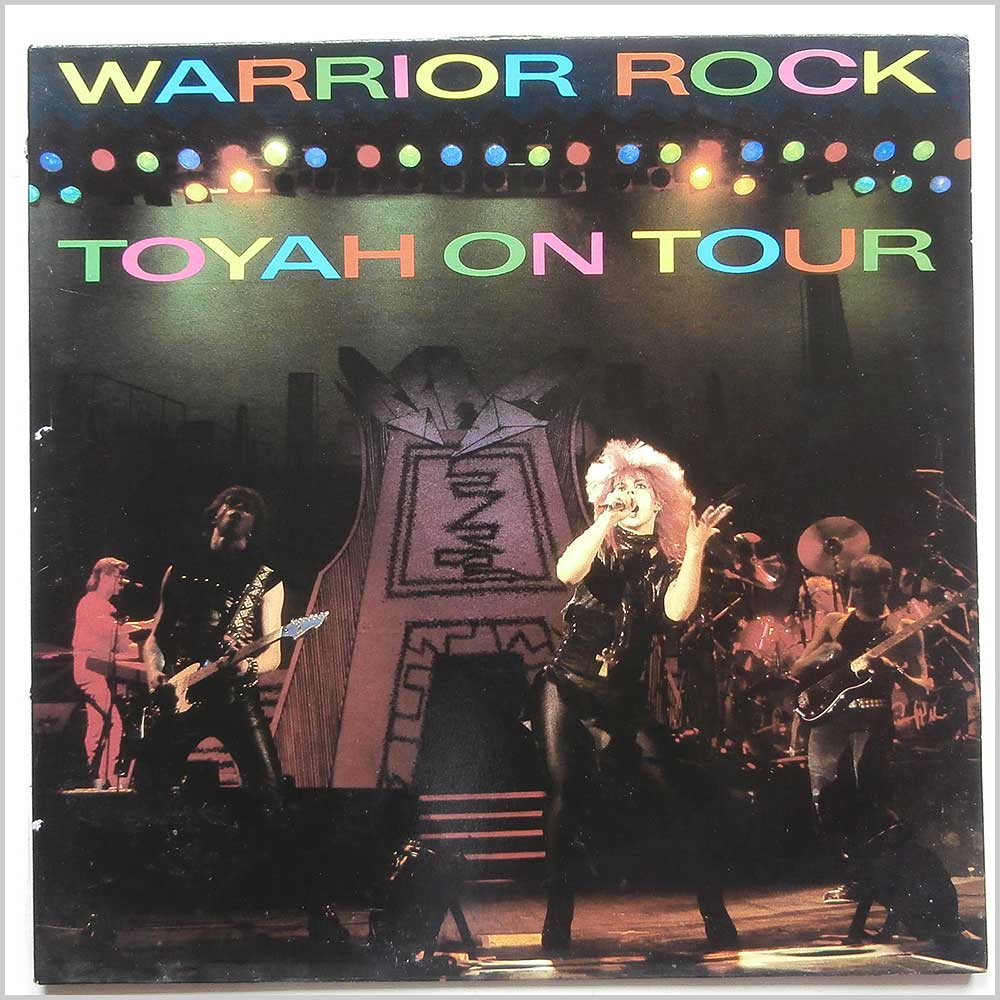 Toyah - Warrior Rock (TNT 1)