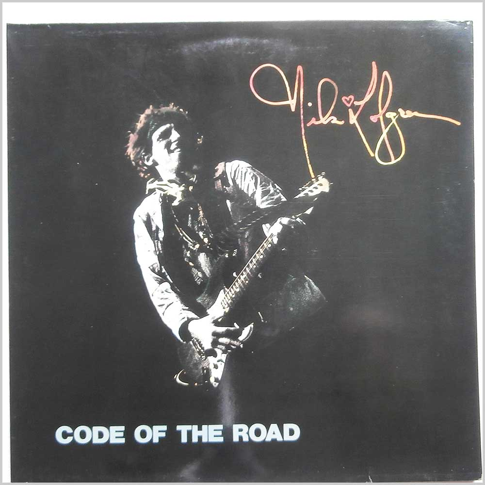 Nils Lofgren - Code of the Road (TOWDLP 17)