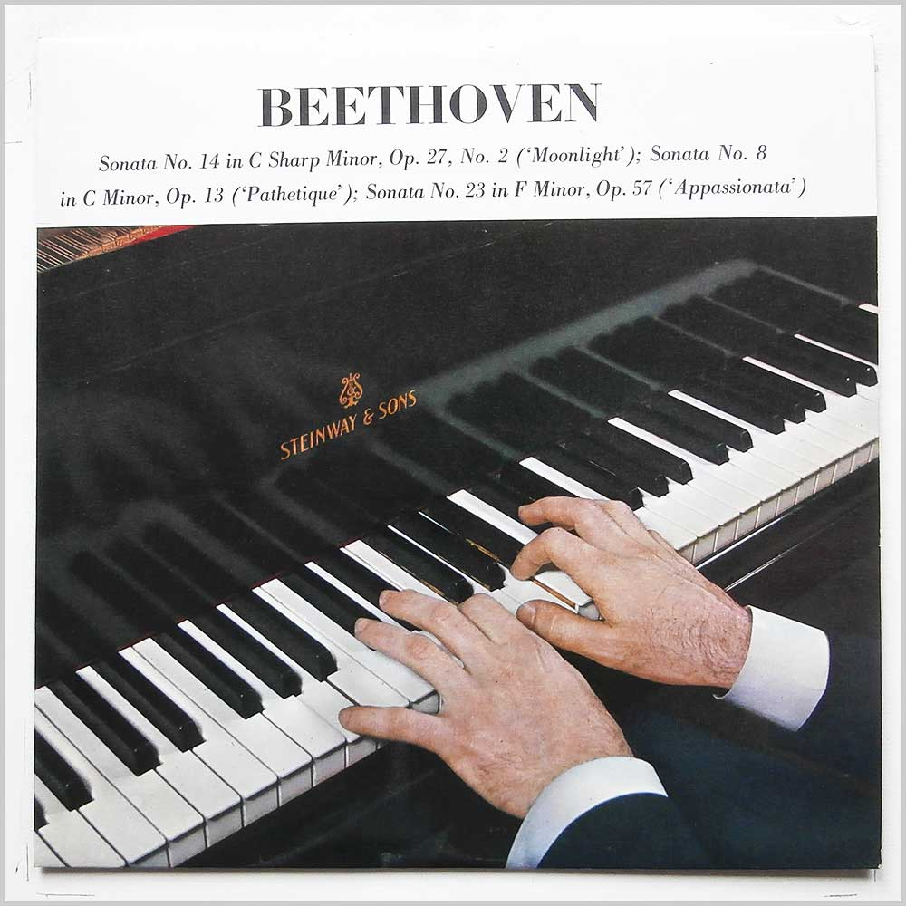 Joseph Cooper - Beethoven: Moonlight Sonata, Pathetique, Appassionatta (TP 22)