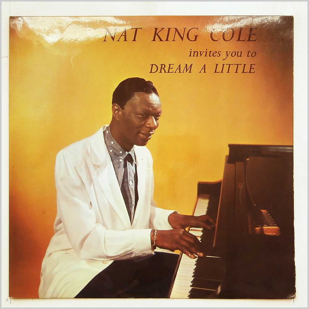 Nat King Cole - Nat King Cole Invites You To Dream A Little (TP 315)