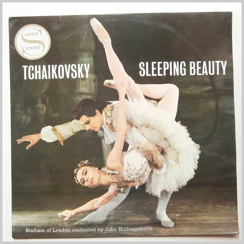 John Hollingsworth, The Sinfonia Of London - Tchaikovsky: The Sleeping Beauty Ballet Suite (TP 44)