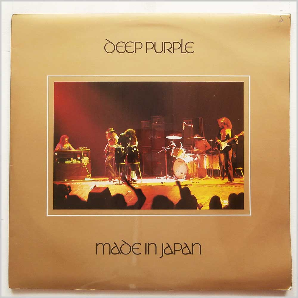 Deep Purple - Made In Japan (TPSP 351)