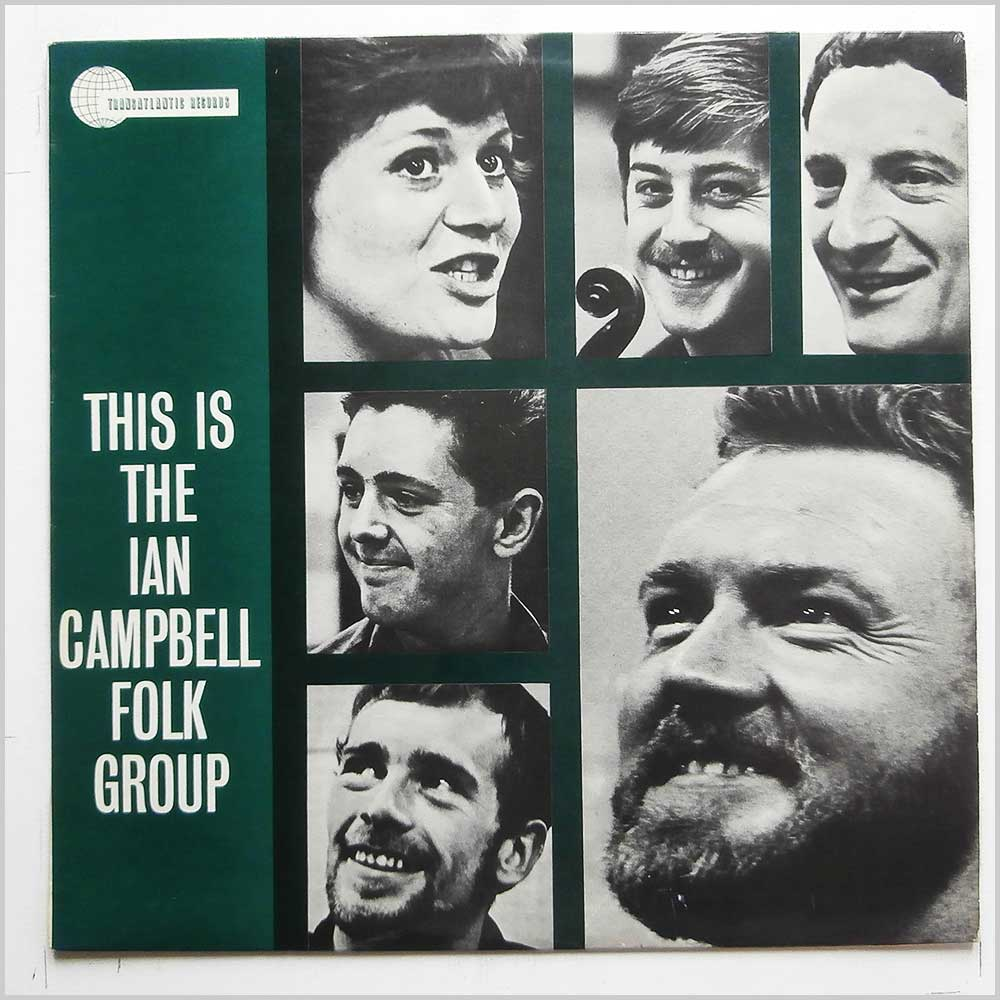 The Ian Campbell Folk Group - This Is The Ian Campbell Folk Group (TRA 110)