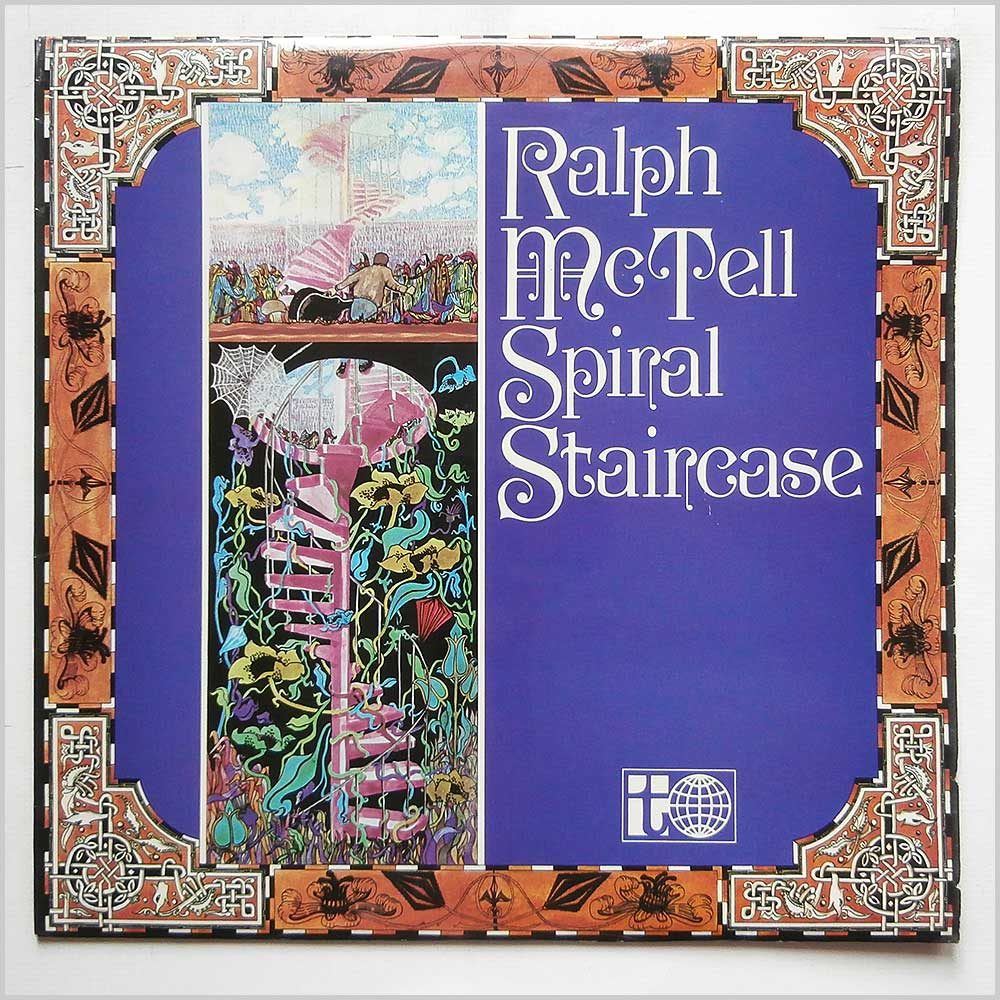 Ralph McTell - Spiral Staircase (TRA 177)