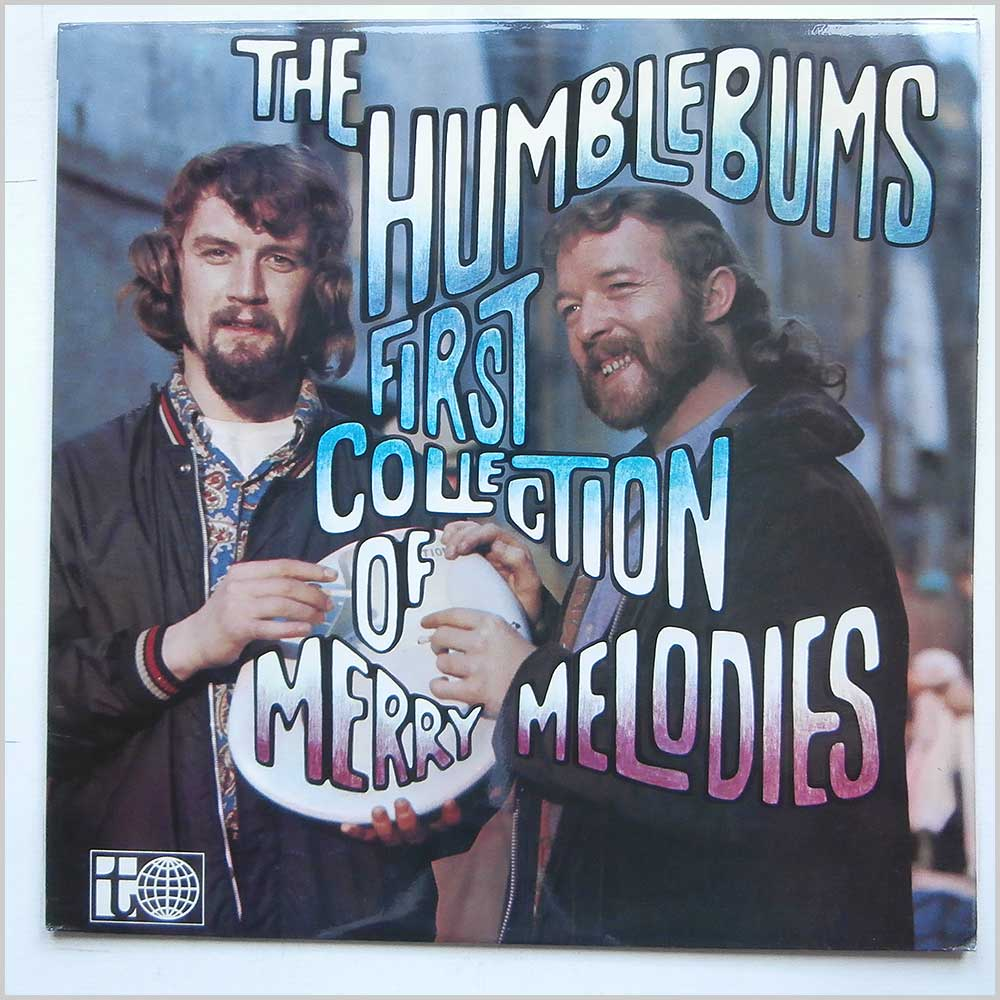 The Humblebums - First Collection Of Merry Melodies (TRA186)