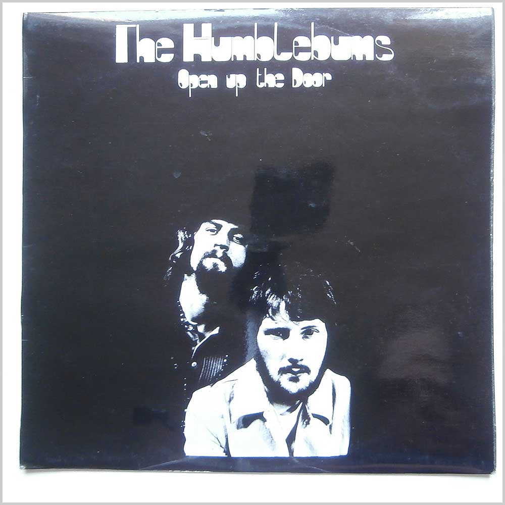 The Humblebums - Open Up The Door (TRA 218)