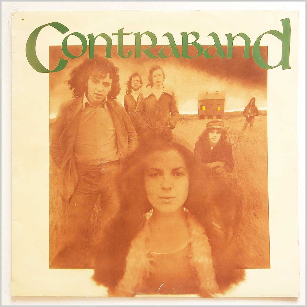Contraband - Contraband (TRA 278)