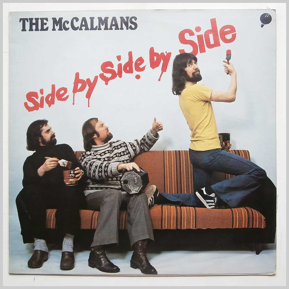 The McCalmans - Side By Side By Side (TRA 346)