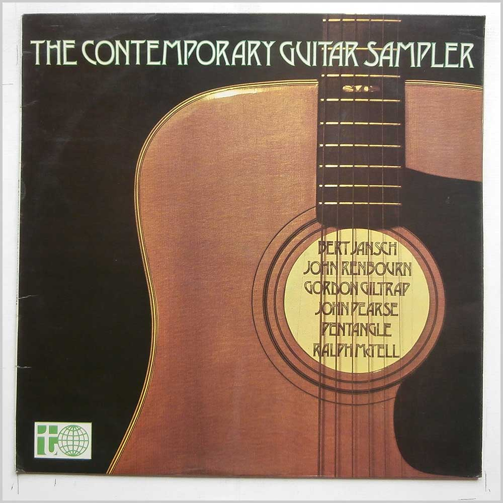 Various - The Contemporary Guitar Sampler (TRASAM 14)