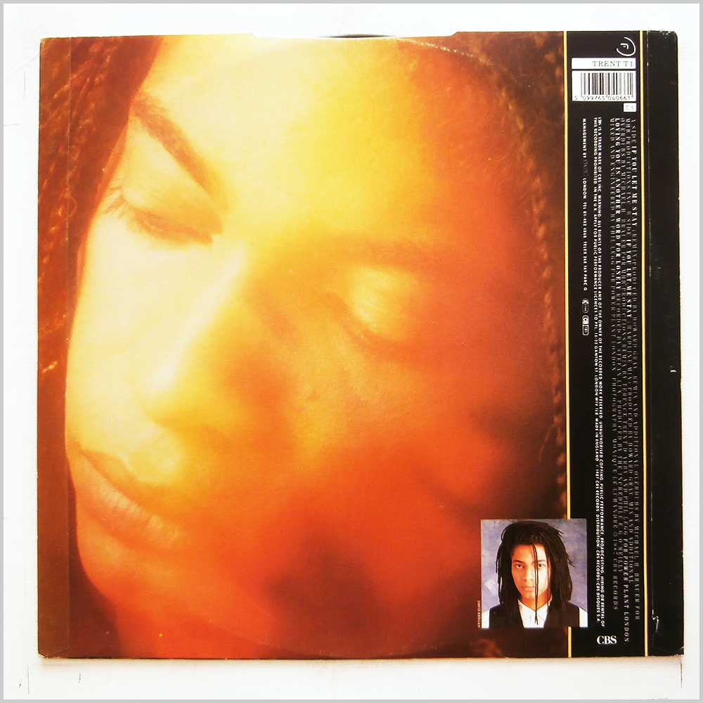 Terence Trent D'Arby - If You Let Me Stay (TRENT T1)