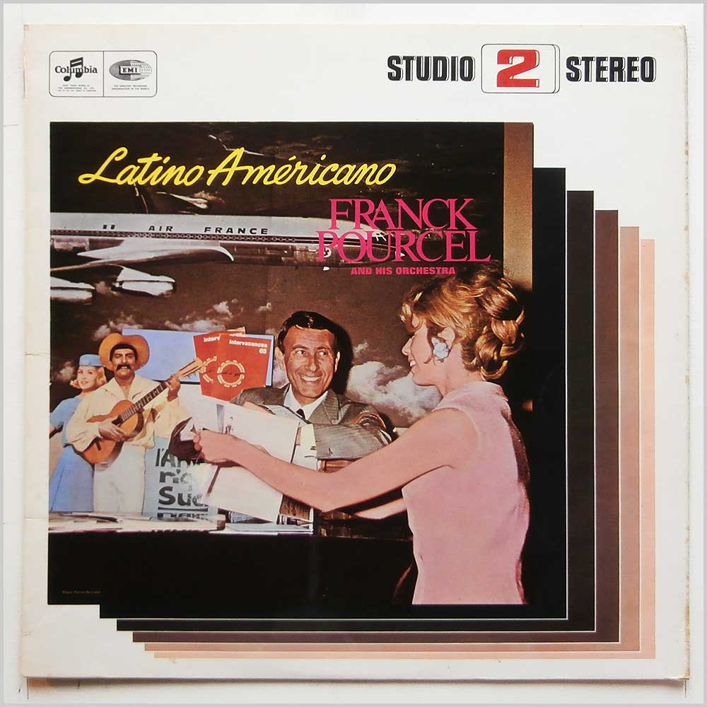 Franck Pourcel and His Orchestra - Latino Americano (TWO 114)