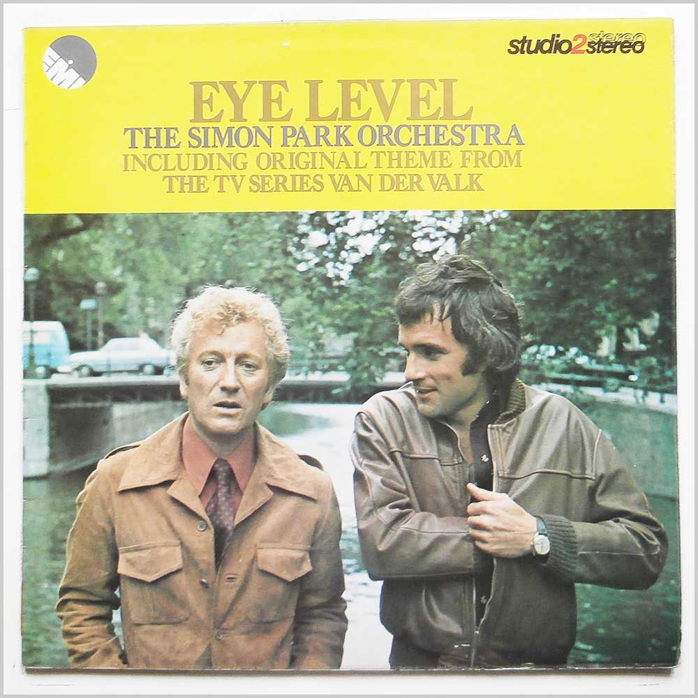 The Simon Park Orchestra - Eye Level (TWOX 1009)