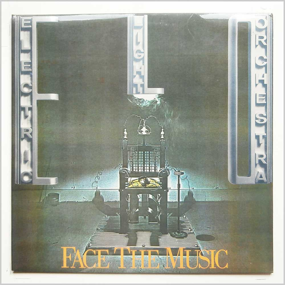Electric Light Orchestra - Face The Music (UAG 30034)