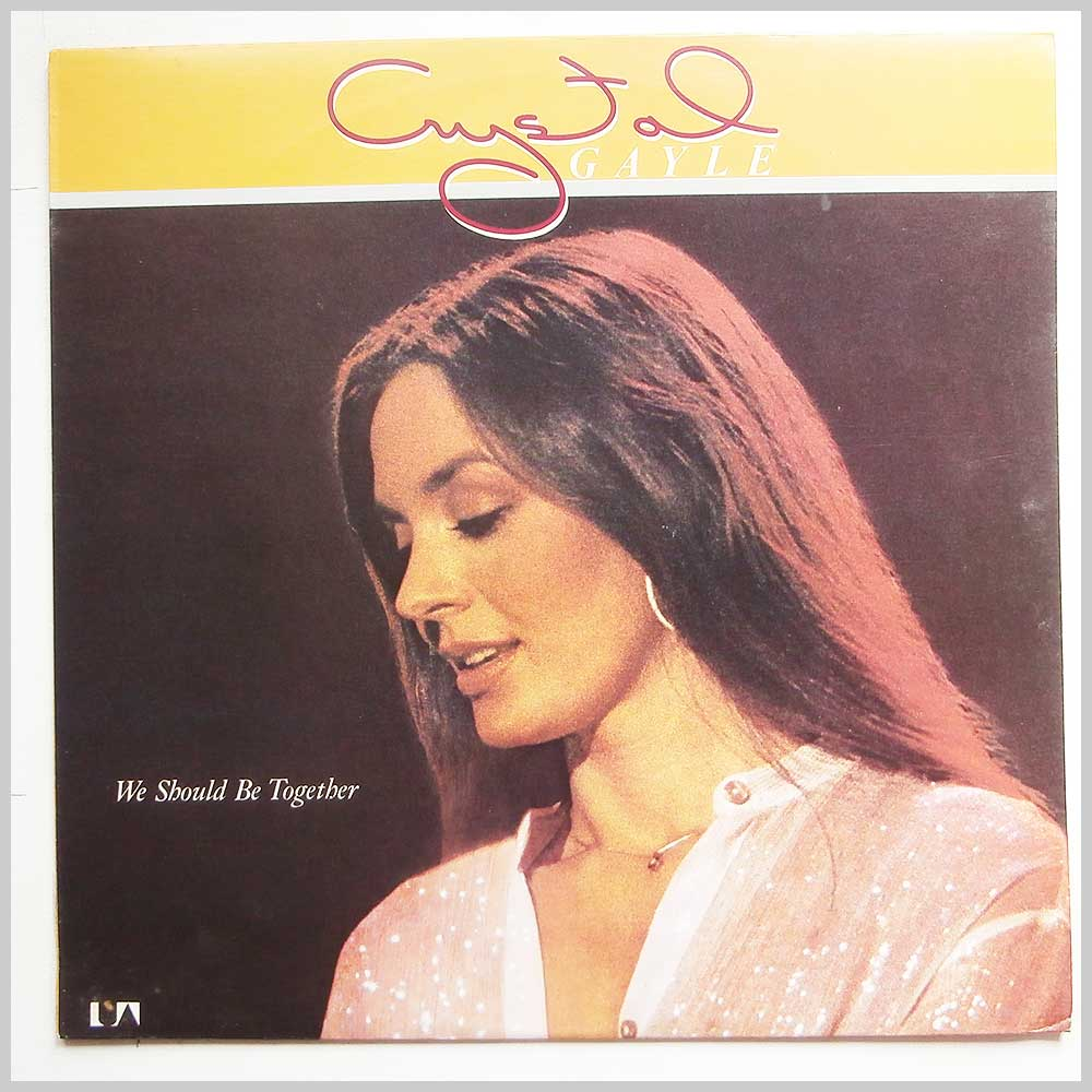 Crystal Gayle - We Should Be Together (UAG 30256)