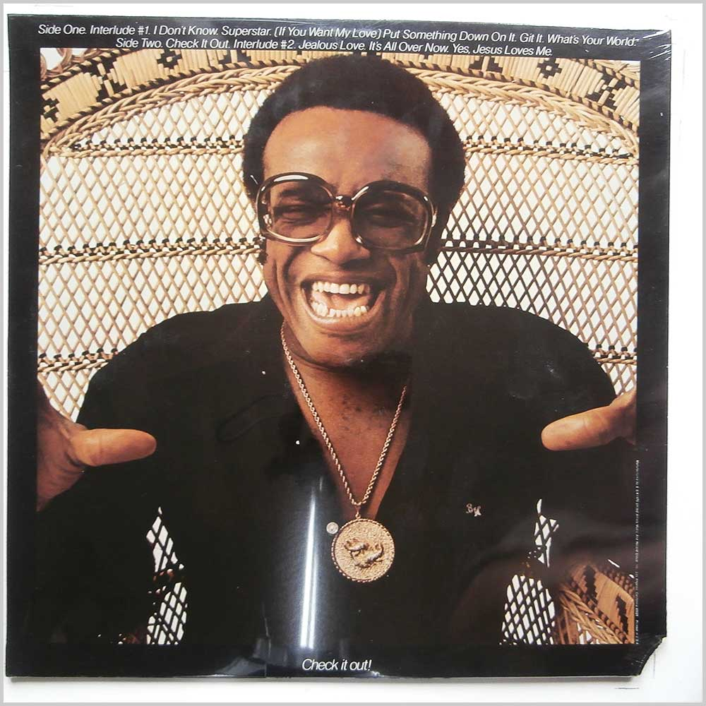 Bobby Womack - I Don't Know What The World Is Coming To (UA-LA353-G)