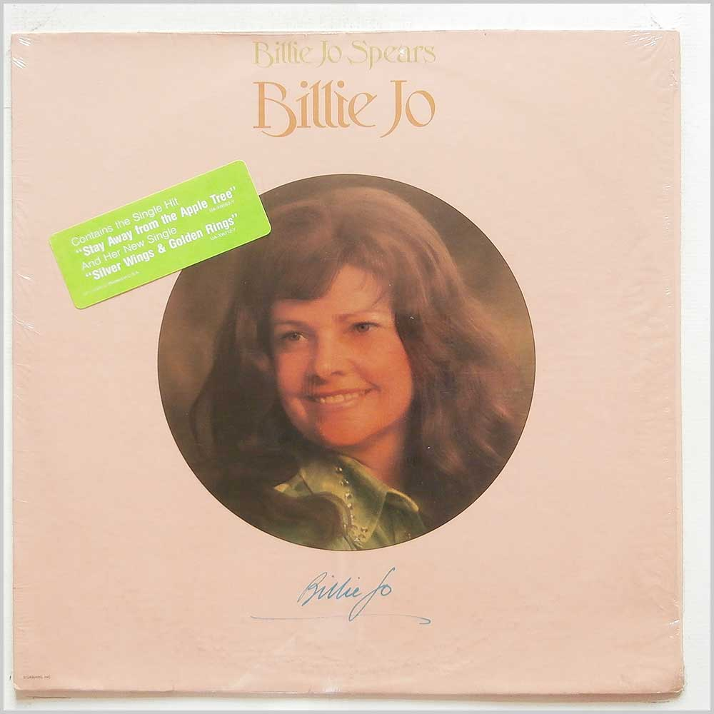 Billie Jo Spears - Billie Jo (UA-LA508)
