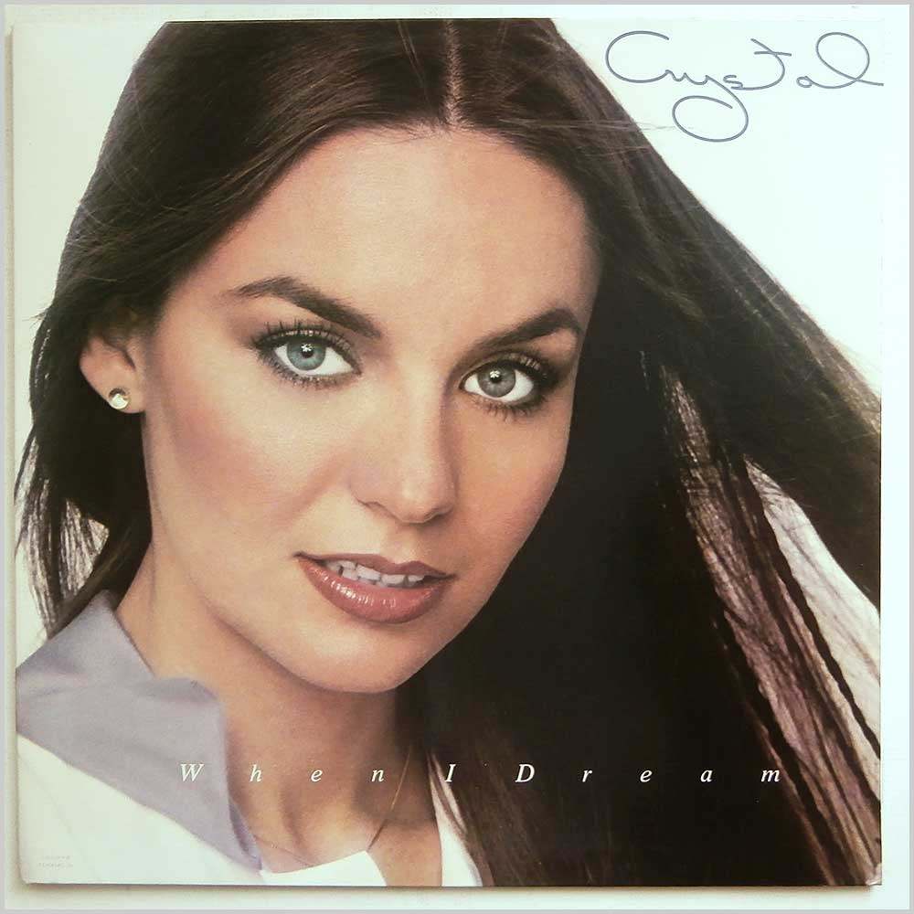 Crystal Gayle - When I Dream (UA-LA 858-H)