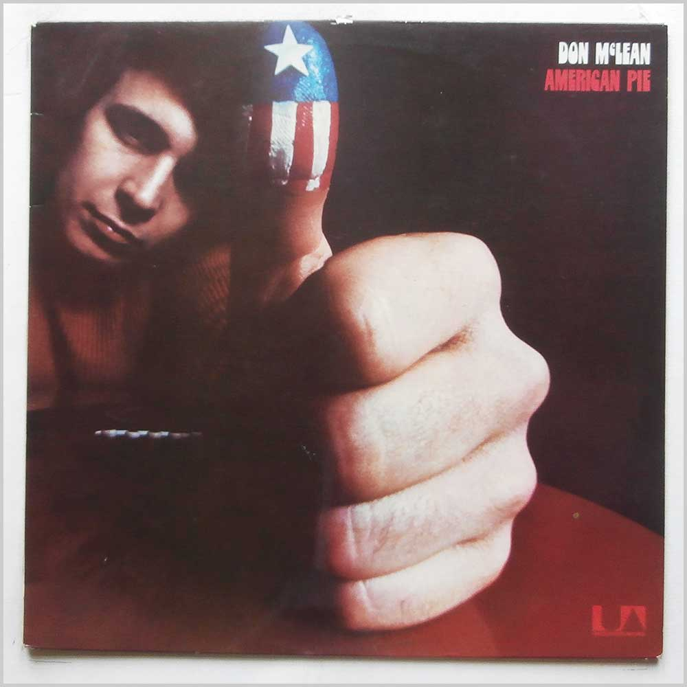 Don McLean - American Pie (UAS 29285)