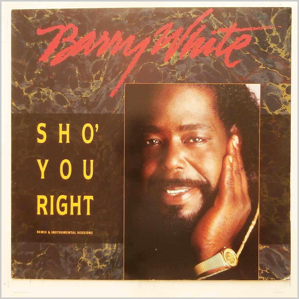 Barry White - Sho' You Right (USAT 614)