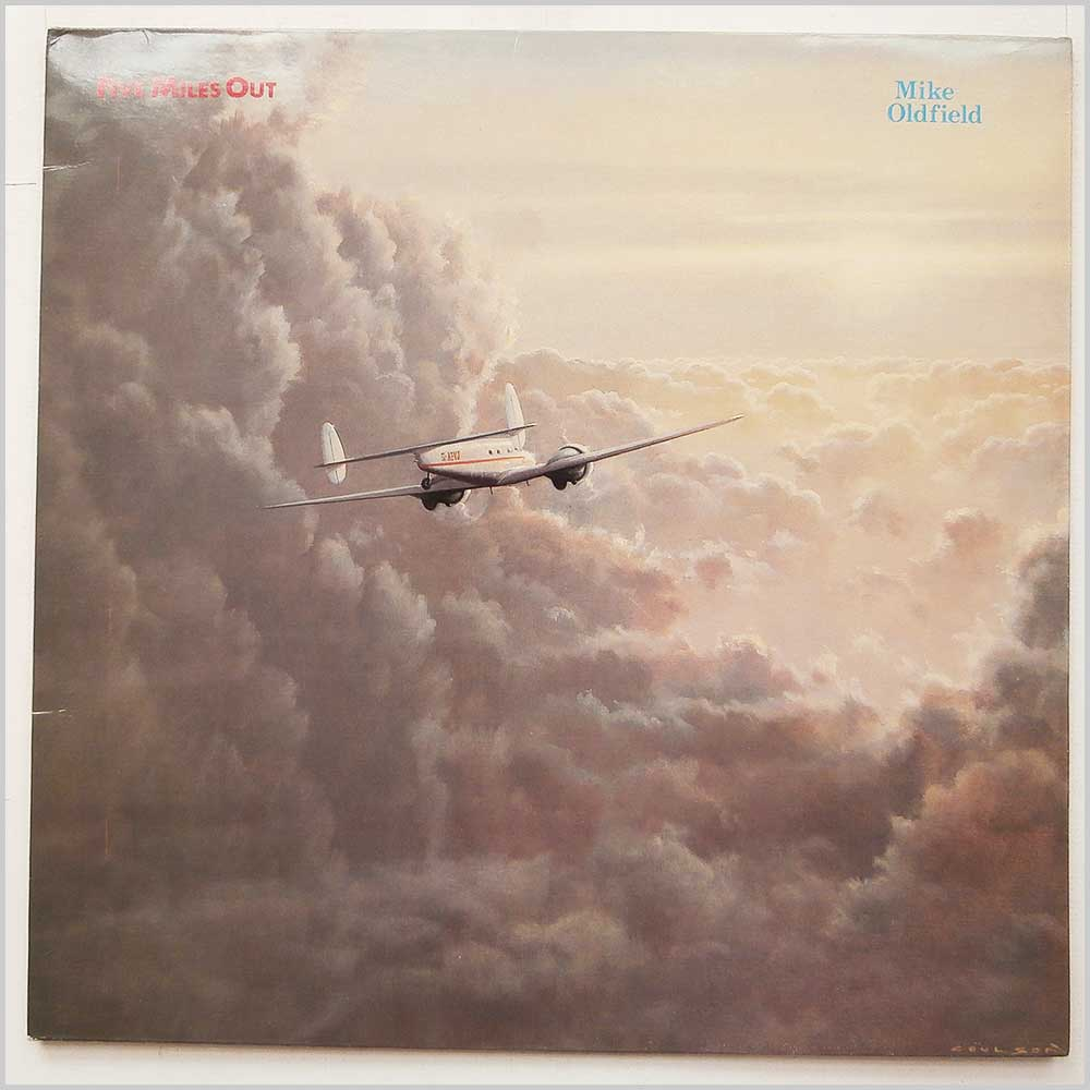 Mike Oldfield - Five Miles Out (V2222-)