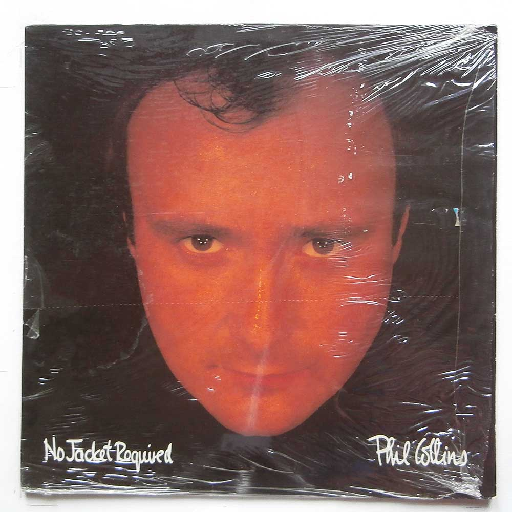 Phil Collins - No Jacket Required (V 2345)