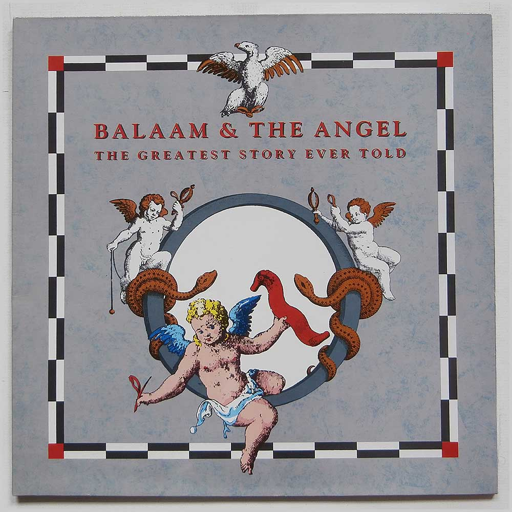 Balaam And The Angel - The Greatest Story Ever Told (V2377)