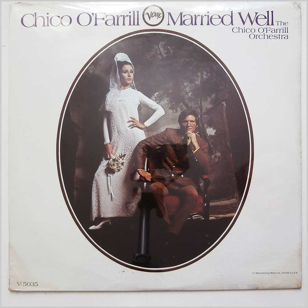 Chico O'Farrill - Married Well (V-5035)