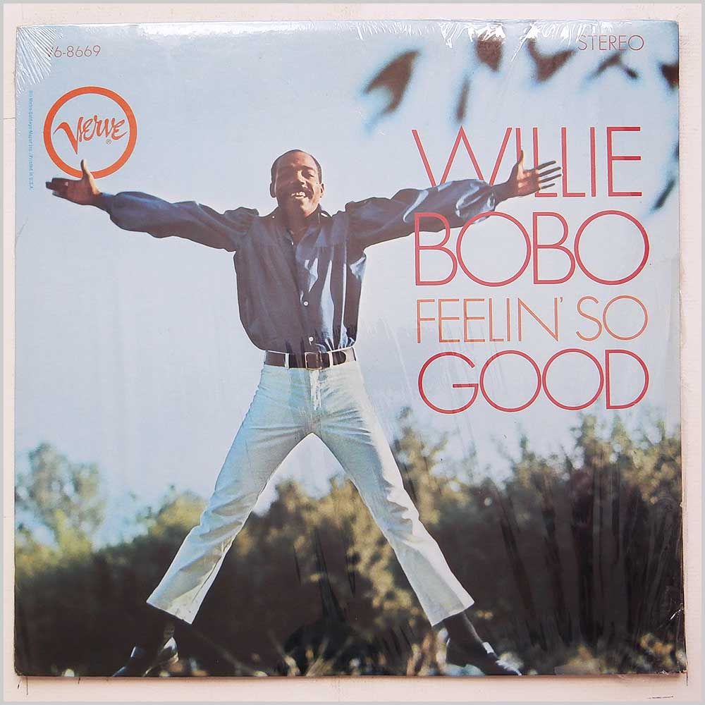 Willie Bobo - Feelin' So Good (V6-8669)