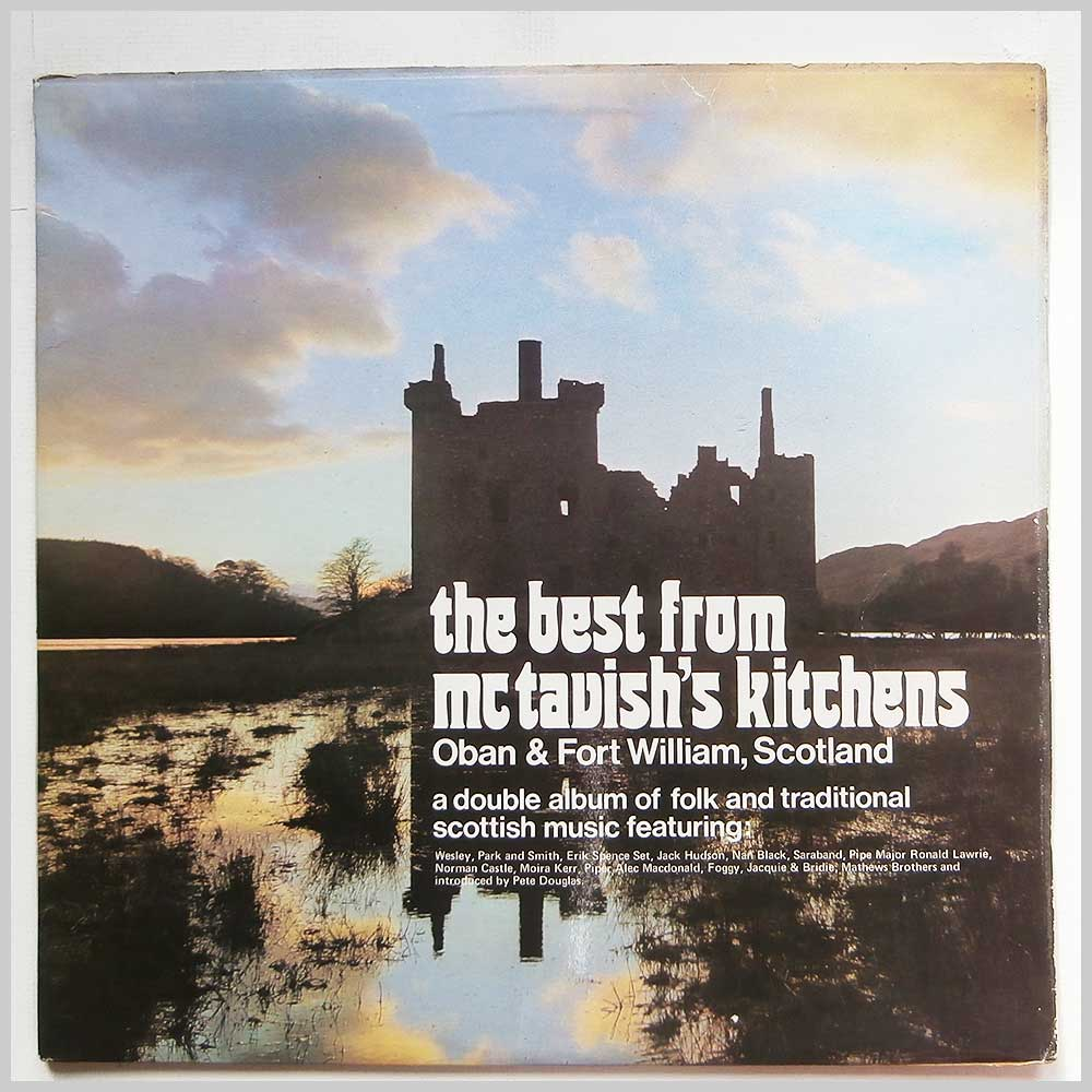 Various - The Best From McTavish's Kitchens (VAR D 5958)