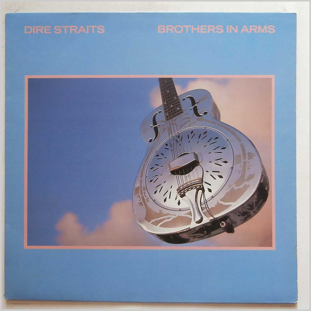 Dire Straits - Brothers In Arms (VERH 25)