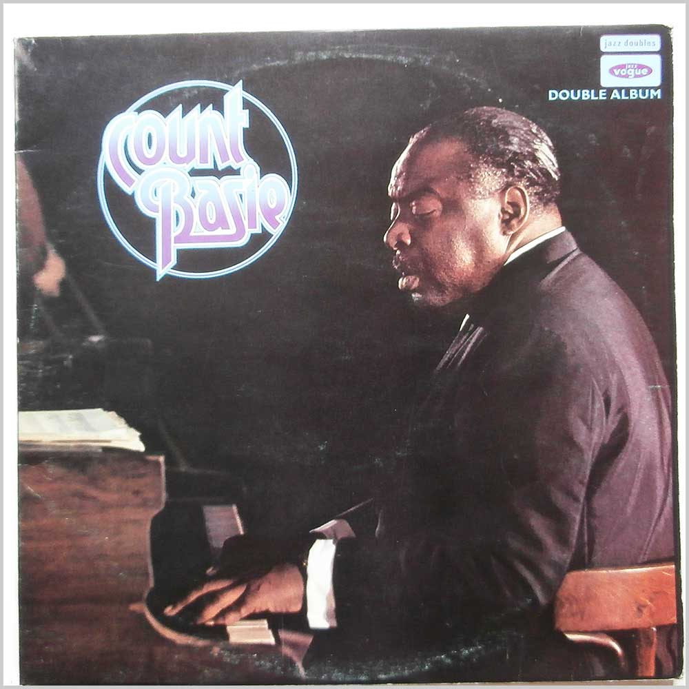 Count Basie - Count Basie Double Album (VJD 509)