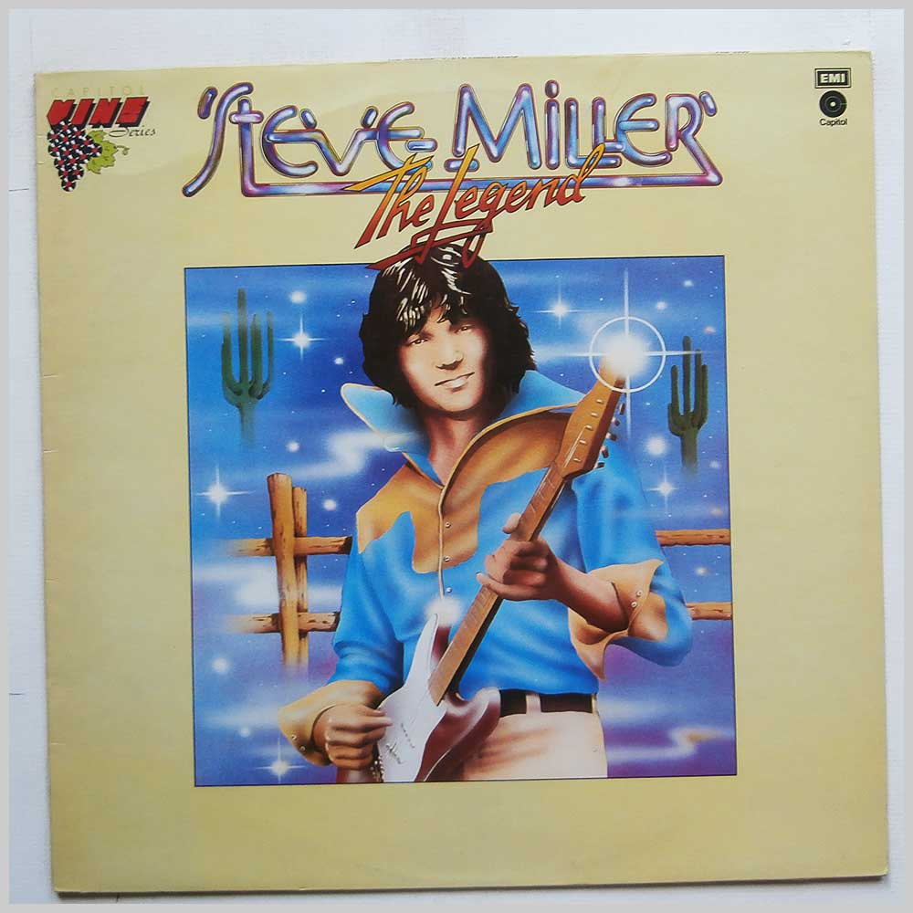 Steve Miller Band - The Legend (VMP 1008)