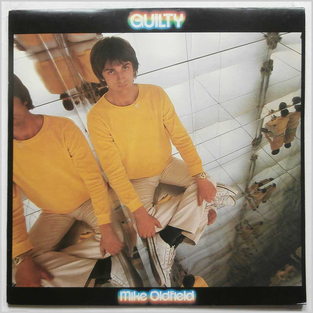 Mike Oldfield - Guilty (VS24512)