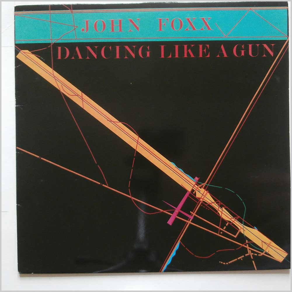 John Foxx - Dancing Like A Gun (VS 459-12)
