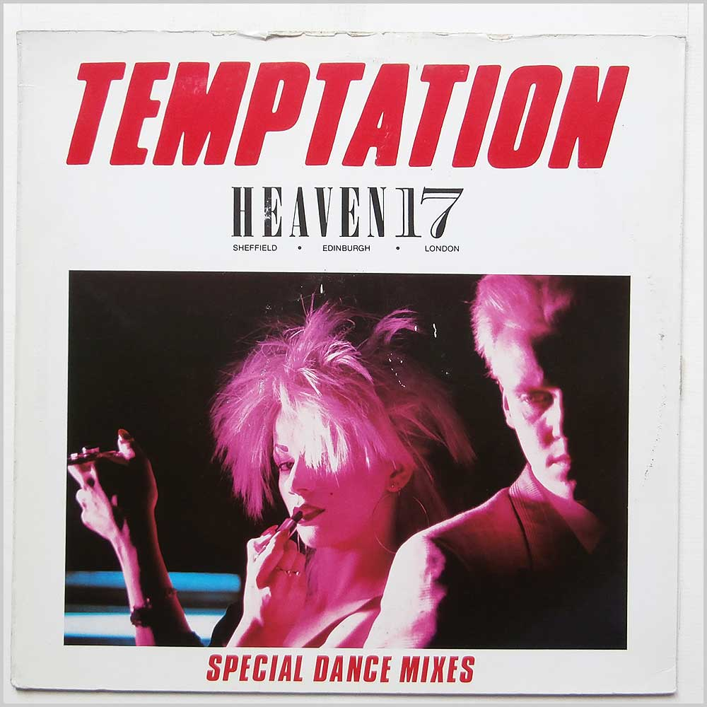 Heaven 17 - Temptation (VS 570-12)