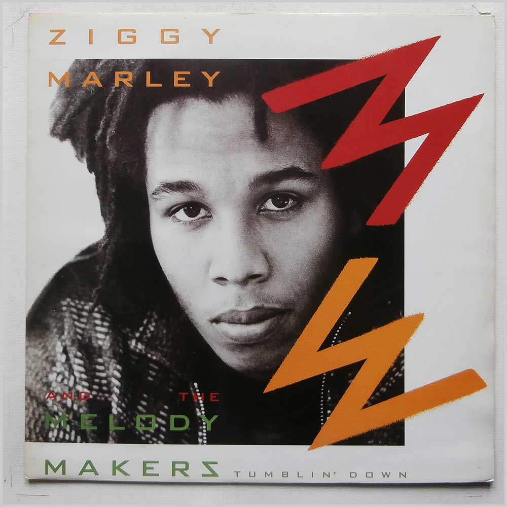 Ziggy Marley And The Melody Makers - Tumblin' Down (VST 1098)
