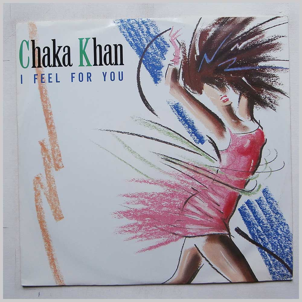 Chaka Khan - I Feel For You (W 9209 T)