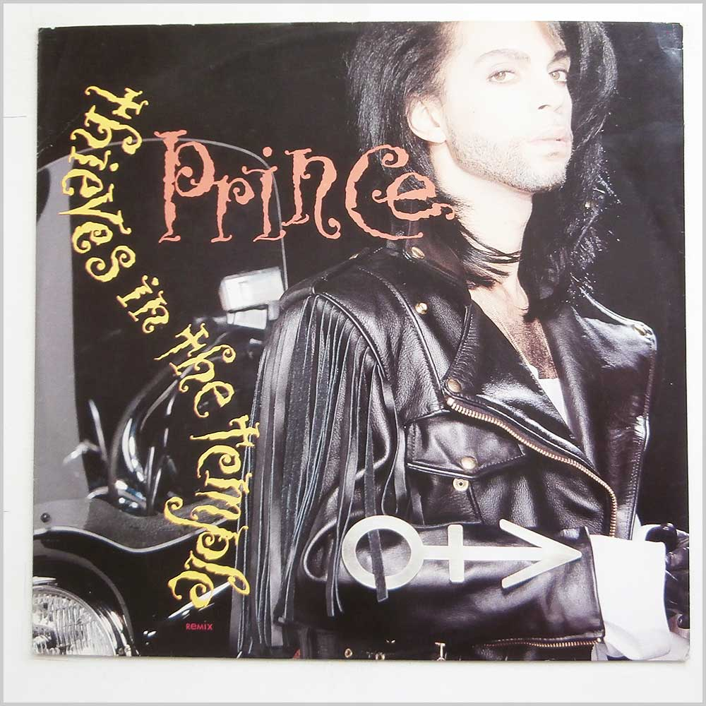 Prince - Thieves In The Temple (W9751T)