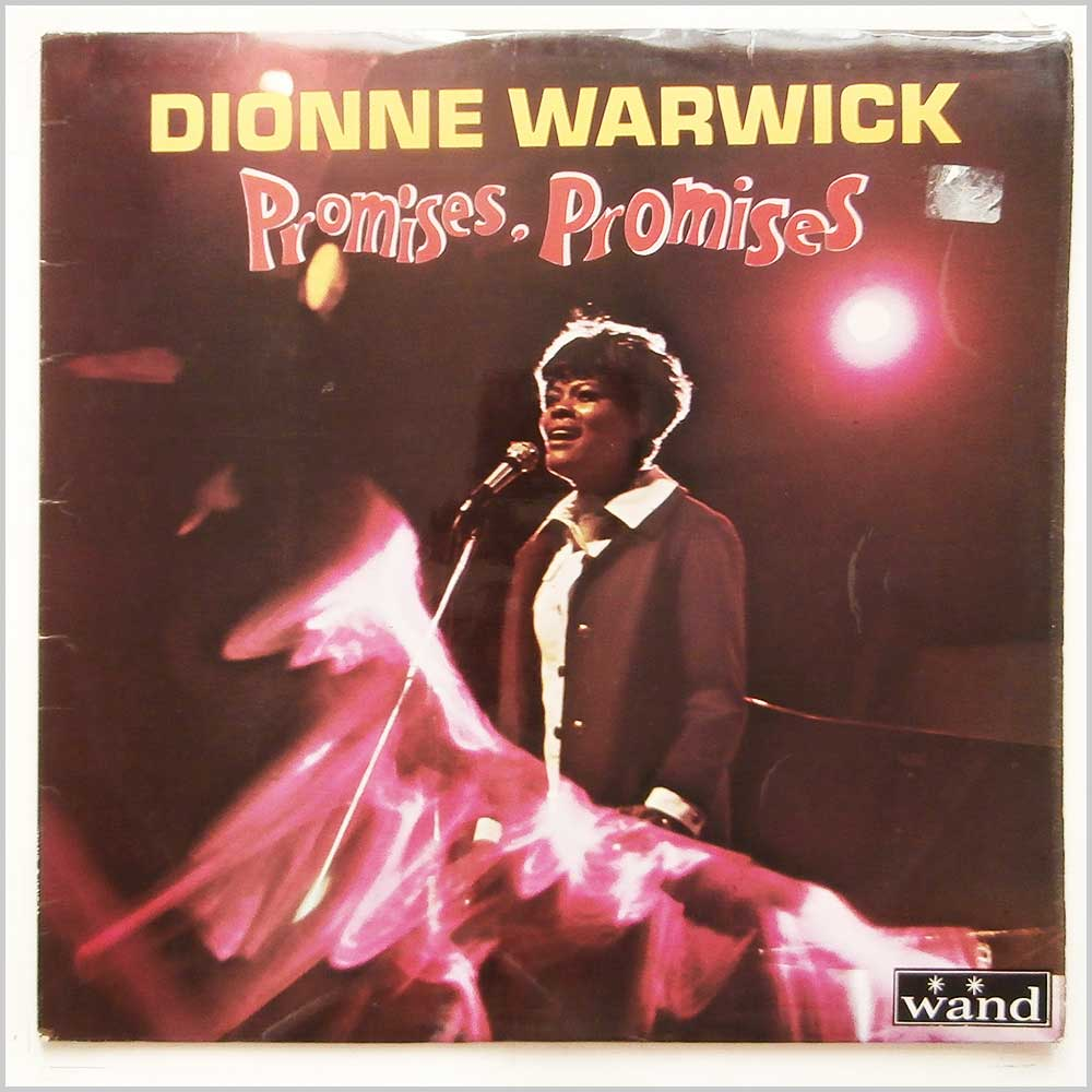 Dionne Warwick - Promises, Promises (WNS 11)