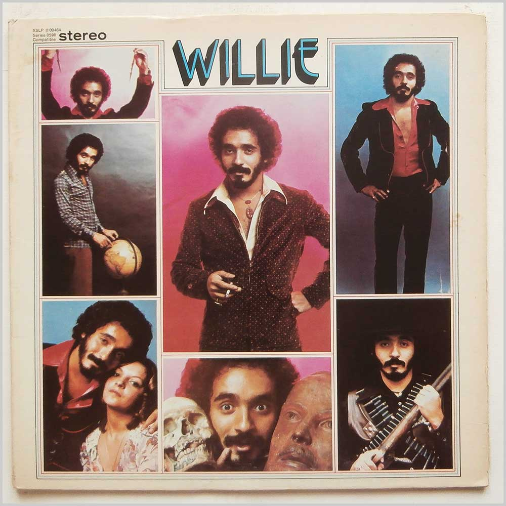 Willie Colon - Willie (XSLP 00464)